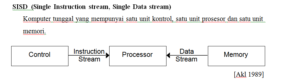 stream single instruction single data